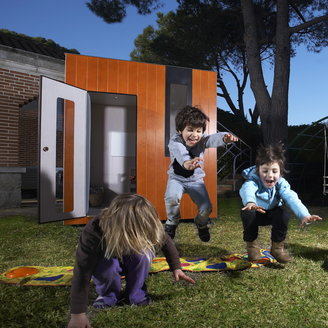 Smart Playhouse Hobbiken Junior Kid's Playhouse