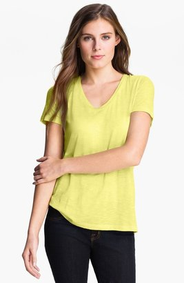 Caslon Relaxed U-Neck Tee