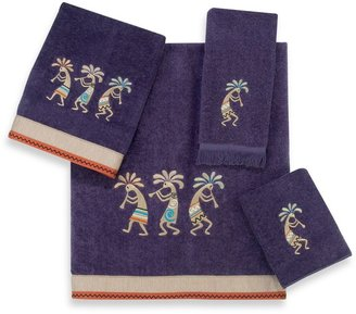 Avanti Rio Grande Washcloth in Iris