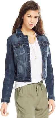 American Rag Bethany Wash Denim Jacket $49.50 thestylecure.com