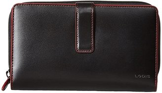 Lodis Audrey RFID Deluxe Checkbook Clutch