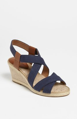 Lucky Brand 'Keane' Wedge Sandal