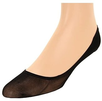 Wolford Footsies 15 Socks (Black) Women's No Show Socks Shoes