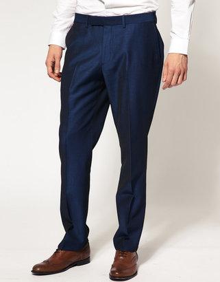 Lambretta Fashion Fit Bright Suit Pants