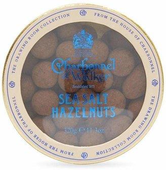 Charbonnel et Walker Sea Salt Hazelnuts 320G
