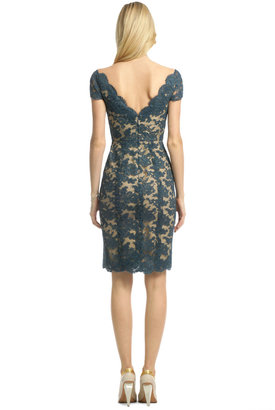 Reem Acra Lady Bennet Dress