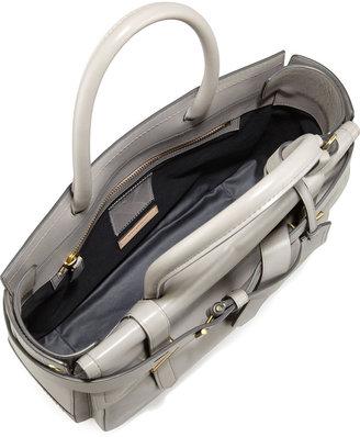 Reed Krakoff Boxer Tote Bag, Ash Gray