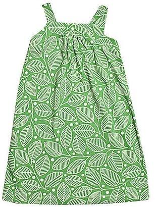 Green Baby Winter Water Factory Organic Halter Dress