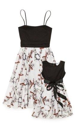 Born Free Marchesa Party Dress