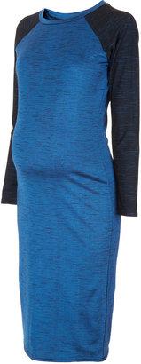 Topshop Maternity Raglan Dress
