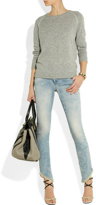 Faith Connexion Isabeli Fontana low-rise skinny jeans