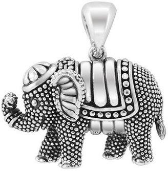 Lagos Women's 'Rare Wonders - Elephant' Long Talisman Necklace