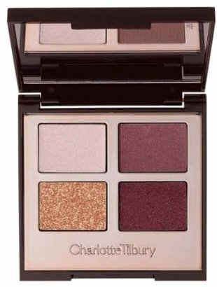 Charlotte Tilbury Luxury Palette - The Vintage Vamp Color-Coded Eyeshadow Palette