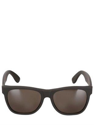Super Classic 55 Black Matte Sunglasses