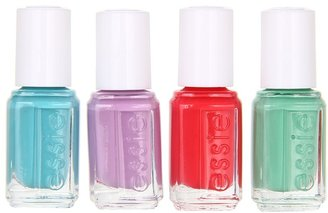 Essie 4 Piece Resort Collection 2013 (Multi) - Beauty