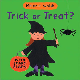 Candlewick Press Trick or Treat? Lift-the-Flap Halloween Board Book