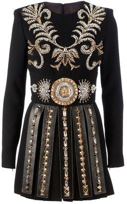 Fausto Puglisi brocade dress
