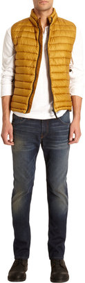 Stone Island Quilted Vest