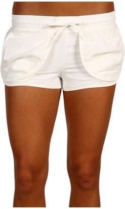adidas by Stella McCartney Tennis Woven Short (White Chalk) - Apparel