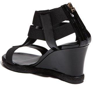 Fendi 'Carioca' Wedge Sandal