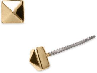 Nordstrom Mini Pyramid Stud Earrings