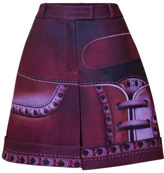 Mary Katrantzou Darbanvy Shorts