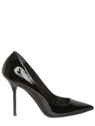 Pierre Hardy 110mm Patent Pointy Pumps