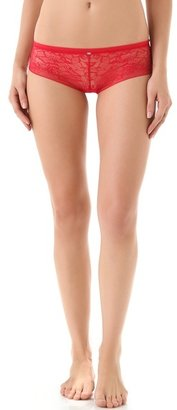 Calvin Klein Underwear Naked Glamour All Lace Hipster Panty