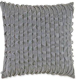 "JCPenney Seventeen® Erin Chevron 16"" Square Decorative Pillow"