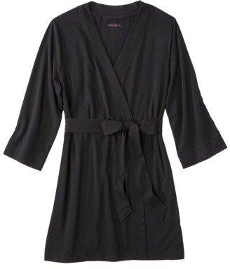 Xhilaration Juniors Fluid Knit Robe - Assorted Colors
