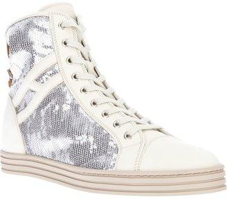 Hogan 'Rebel' sequinned sneaker
