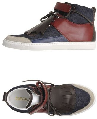 DSquared DSQUARED2 High-top sneaker