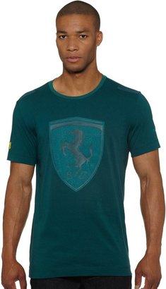 Puma Ferrari Shield T-Shirt