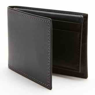 Croft & barrow® cruiser leather passcase wallet
