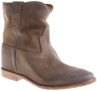 Isabel Marant 'Cluster' concealed wedge boot