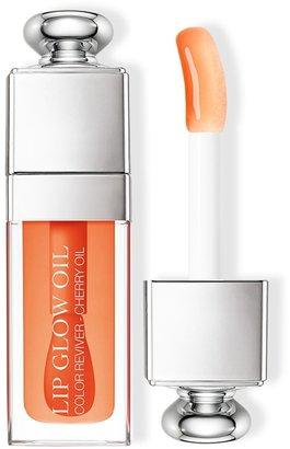 Christian Dior Addict Lip Glow Oil - Nourishing Glossy Lip Oil - Colour 004 Coral