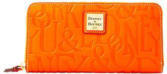 Dooney & Bourke Large Zip Around