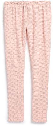 Tea Collection Polka Dot Leggings (Toddler, Little Girls & Big Girls)