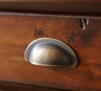 Pottery Barn Printer's Writing Desk - Small