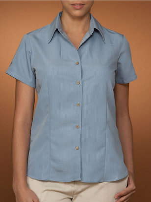 Cubavera Rayon Blend Camp Shirt For Her