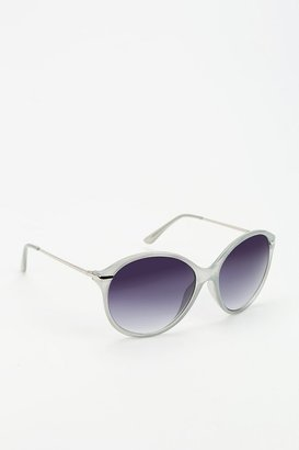 Urban Outfitters Milky Way Round Sunglasses