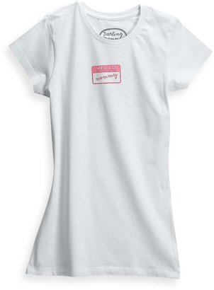 "Darling Mummy ""Hello"" Extra Large T-Shirt"