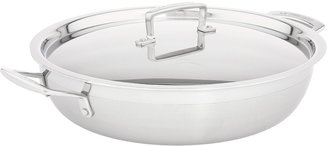 Le Creuset Tri-Ply 5 Qt. Braiser (Stainless Steel) - Home