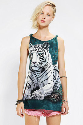 UO The Mountain X DIY Nikki Tank Top