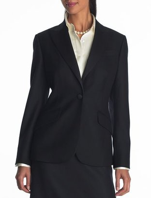 Brooks Brothers One-Button Twill Tuxedo Jacket