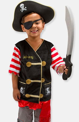 Melissa & Doug Personalized Pirate Costume