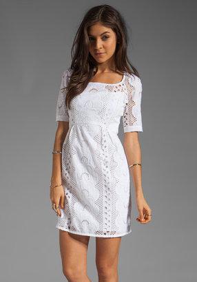 Nanette Lepore Sandy Beach Dress
