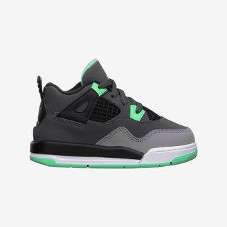 Nike Air Jordan 4 Retro Infant/Toddler Boys' Shoe (2c-10c)
