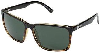 Von Zipper VonZipper Lesmore (Hardline Black Tortoise/Vintage Grey) Sport Sunglasses