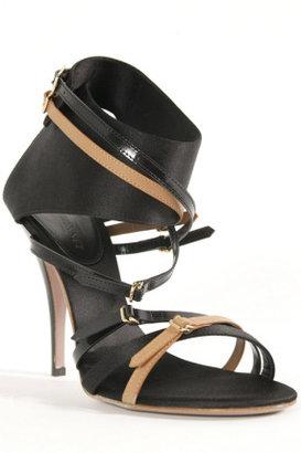 Vionnet Ankle Cuff Heel